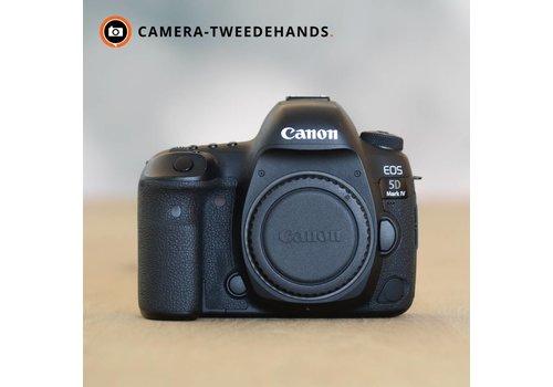Canon 5D Mark IV -- 84.599 kliks