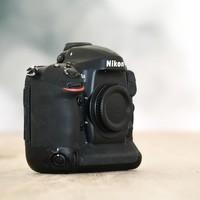 Nikon D4S -- 143 kliks -- NIEUWE SLUITER