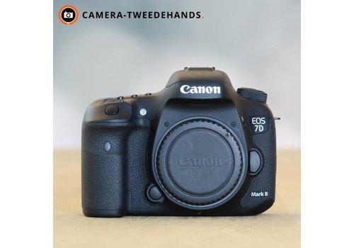Canon 7D Mark II -- 1661 kliks -- Gereserveerd