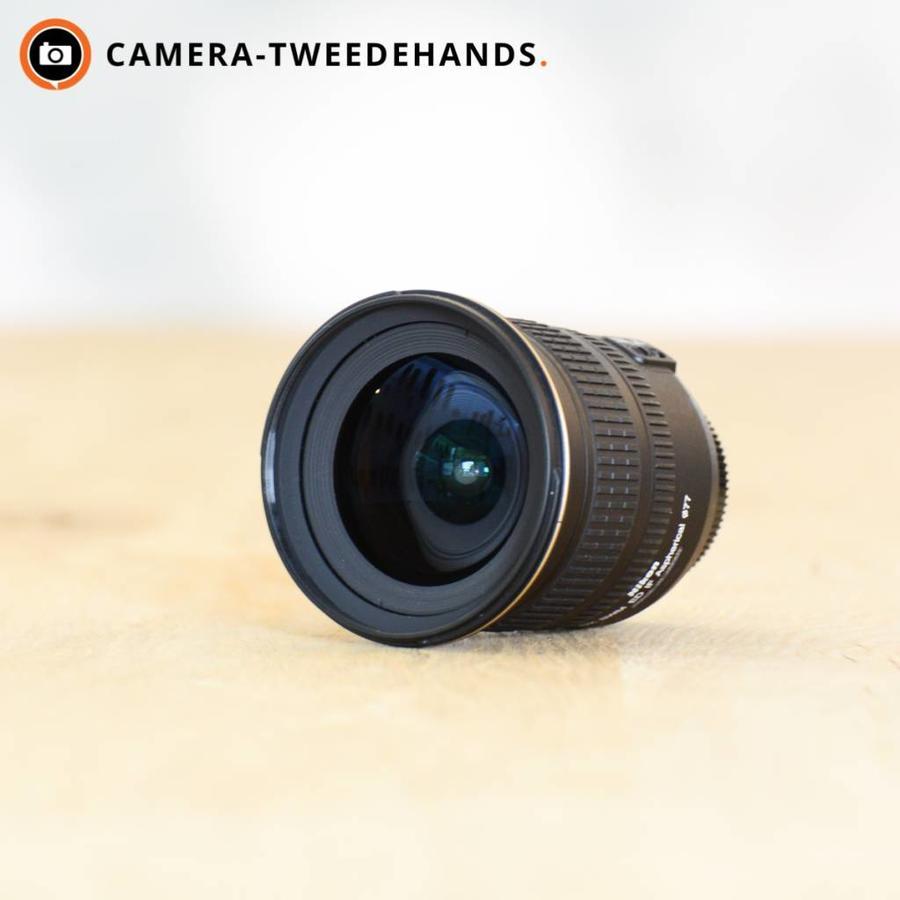 Nikon 12-24mm 4.0 G AF-S DX IF-ED