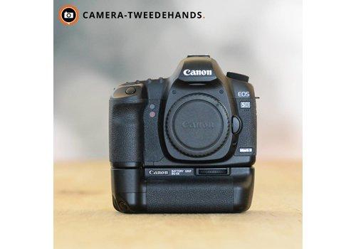 Canon 5D Mark II -- 13.149 kliks -- Gereserveerd
