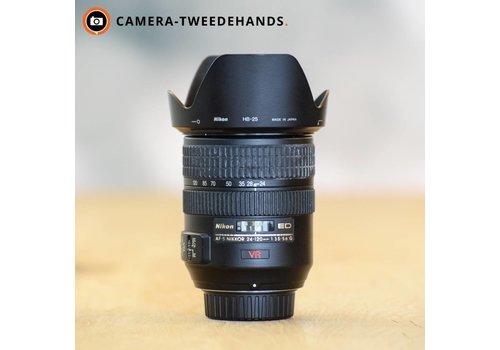 Nikon 24-120mm 3.5-5.6 G AF-S IF-ED VR