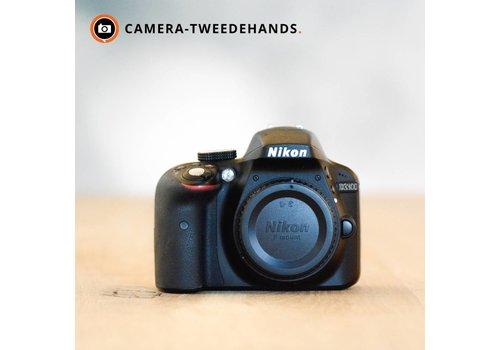 Nikon D3300-- 15.822 kliks