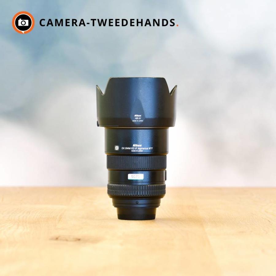 Nikon 17-55mm 2.8G AF-S ED DX