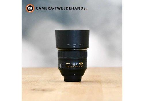 Nikon 85mm 1.4 G AF-S