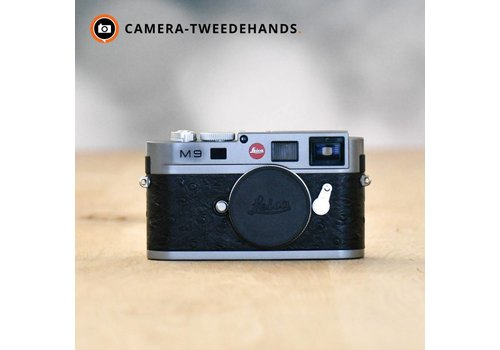 Leica M9 (Ostrich Leather) + Really Right Stuff BM9-L -- Sensor vervangen