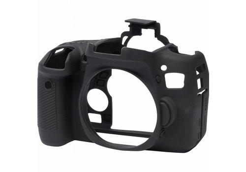 EasyCover Cameracase Canon 80D Zwart