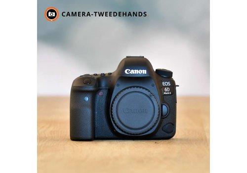 Canon 6D Mark II - Showroommodel -- 348 kliks -- Gereserveerd