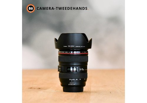 Canon 24-105mm 4.0 L IS USM