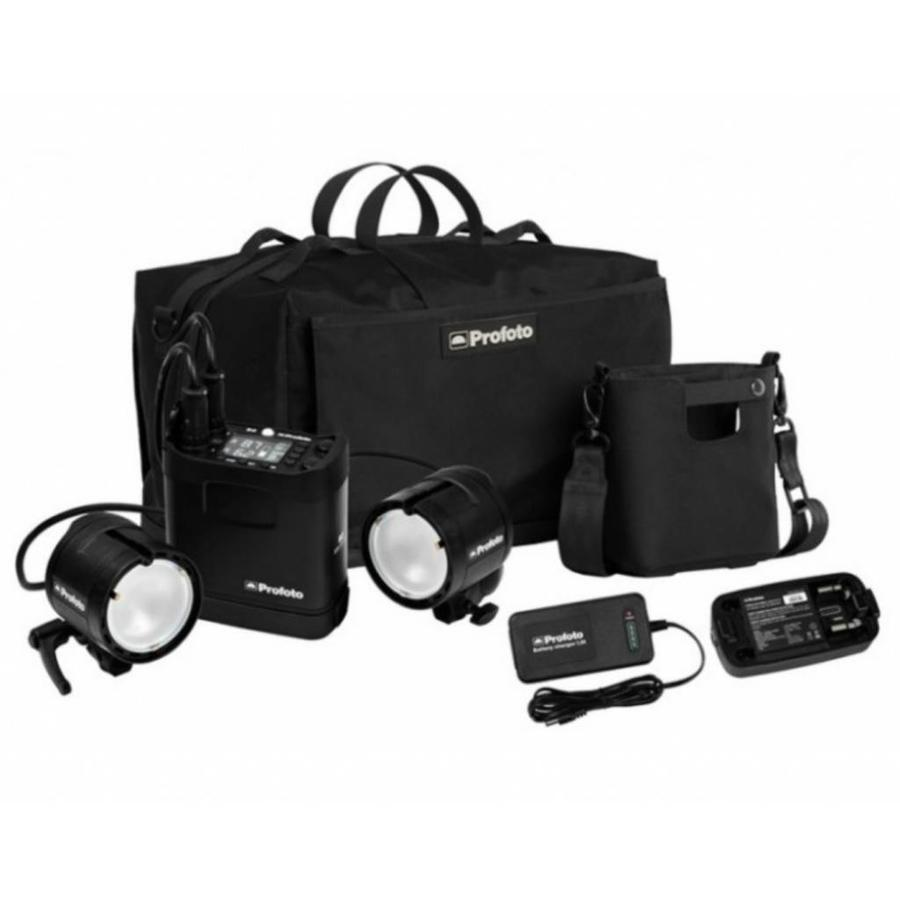 Profoto B2 Location kit -- Complete set