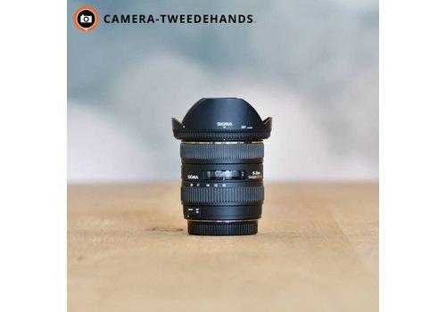 Sigma 10-20mm 4-5.6 DC HSM (Canon) -- Gereserveerd voor Jan