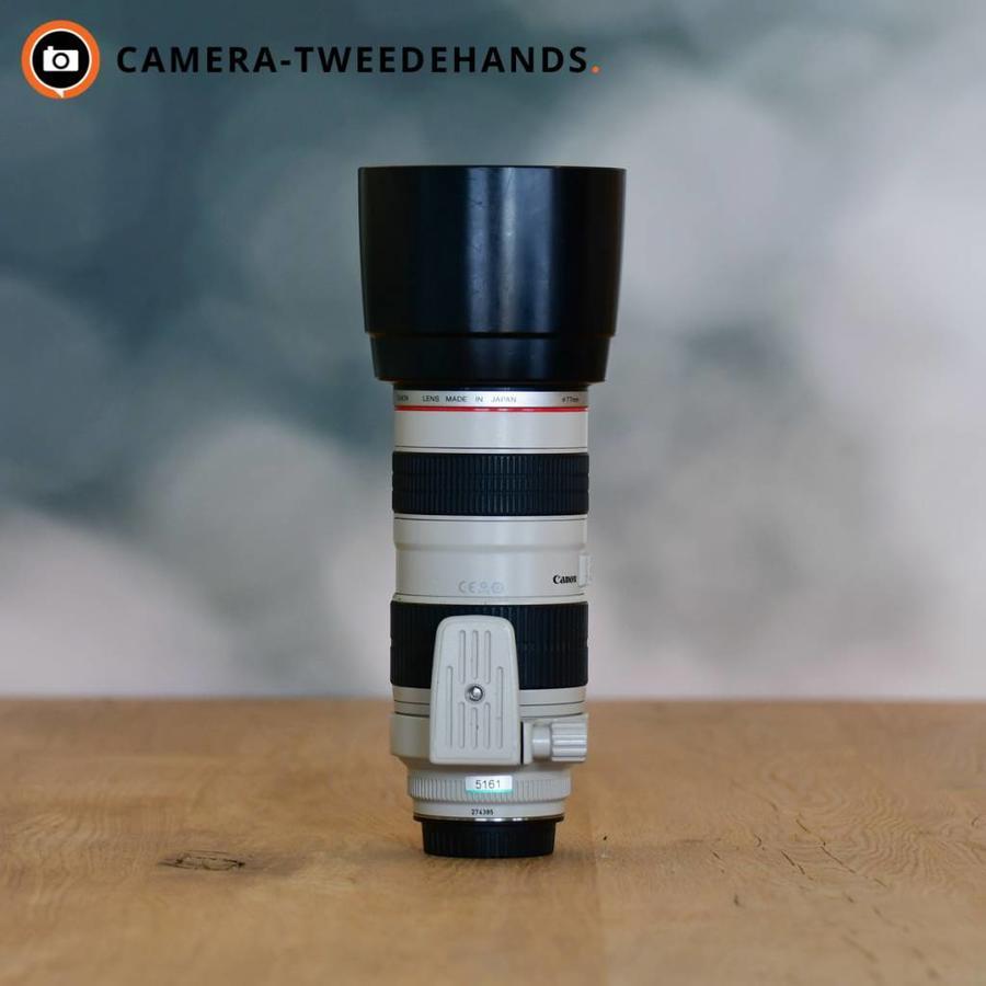 Canon 70-200mm 2.8 L EF USM