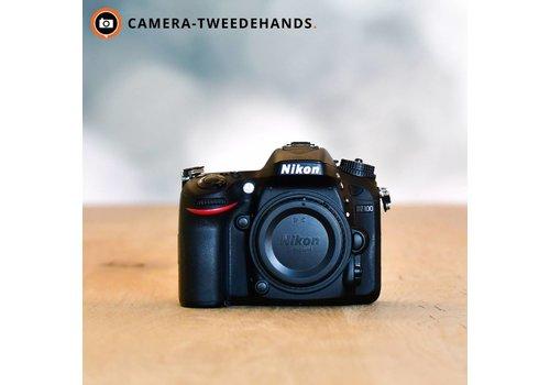 Nikon D7100 -- 5846 kliks