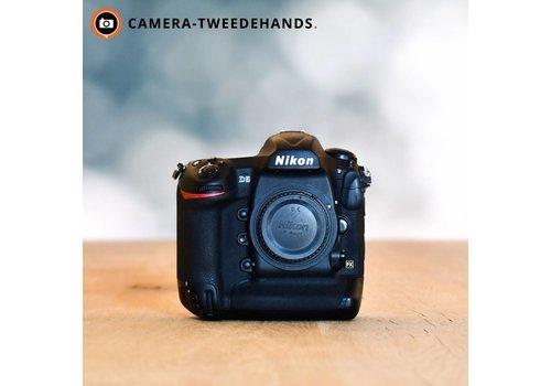 Nikon D5 (XQD) -- 149.717 kliks