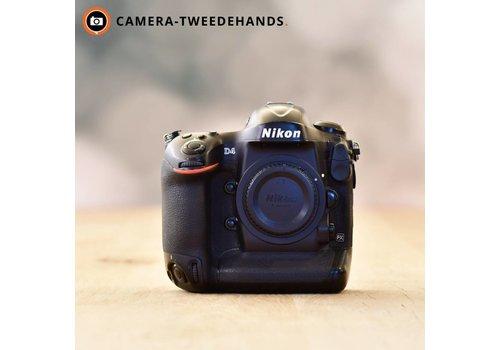 Nikon D4 -- 281763 kliks