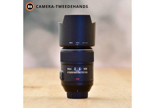Nikon 105mm 2.8 G Micro IF-ED VR
