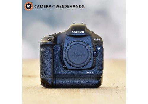 Canon 1D Mark IV -- 208.749 kliks