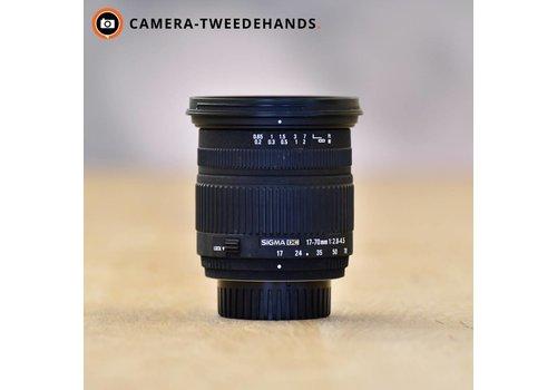 Sigma 17-70mm 2.8-4.0 DC (Nikon)
