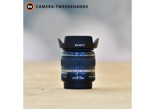 Canon 18-55mm 3.5-5.6 II (Opruiming)