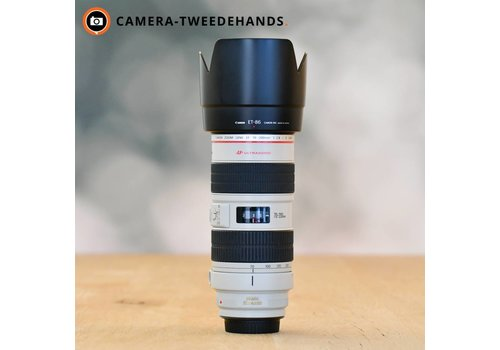 Canon 70-200mm 2.8 L EF IS USM (Opruiming)