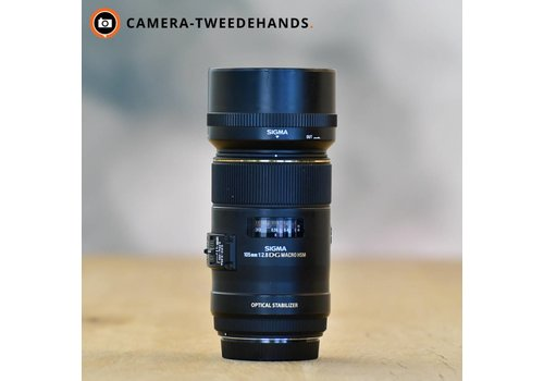 Sigma 105mm 2.8 EX DG OS HSM Macro (Canon)