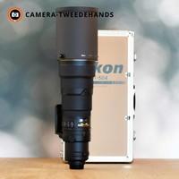 NIKON 500MM 4.0 G AF-S ED VR II -- Zo goed als nieuw