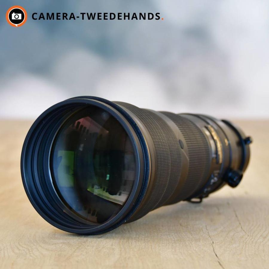 Nikon 500mm 4.0 G AF-S VR II (Tip)