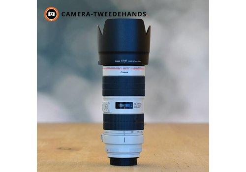 Canon 70-200mm 2.8 L EF IS USM III -- Nieuw