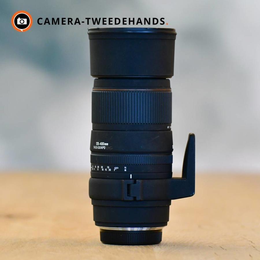 Sigma 135-400mm 4.5-5.6 APO DG (Olympus)