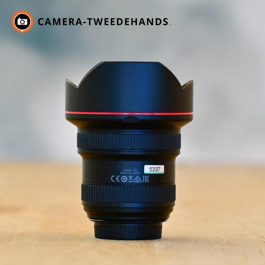 Canon 11-24mm 4.0 L EF USM -- Outlet