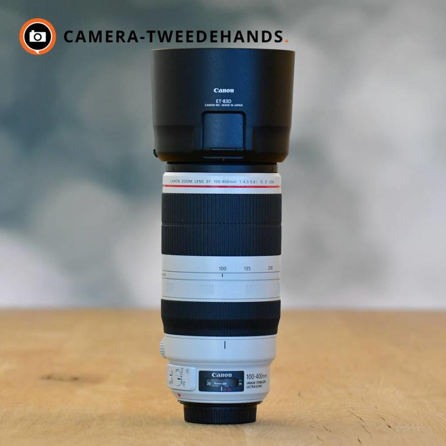 Canon 100-400mm 4.5-65.6 L IS USM II -- Outlet