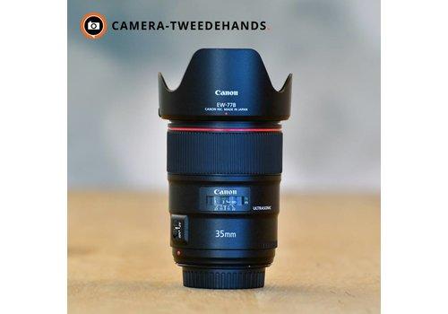 Canon 35mm 1.4 L EF USM II -- Outlet