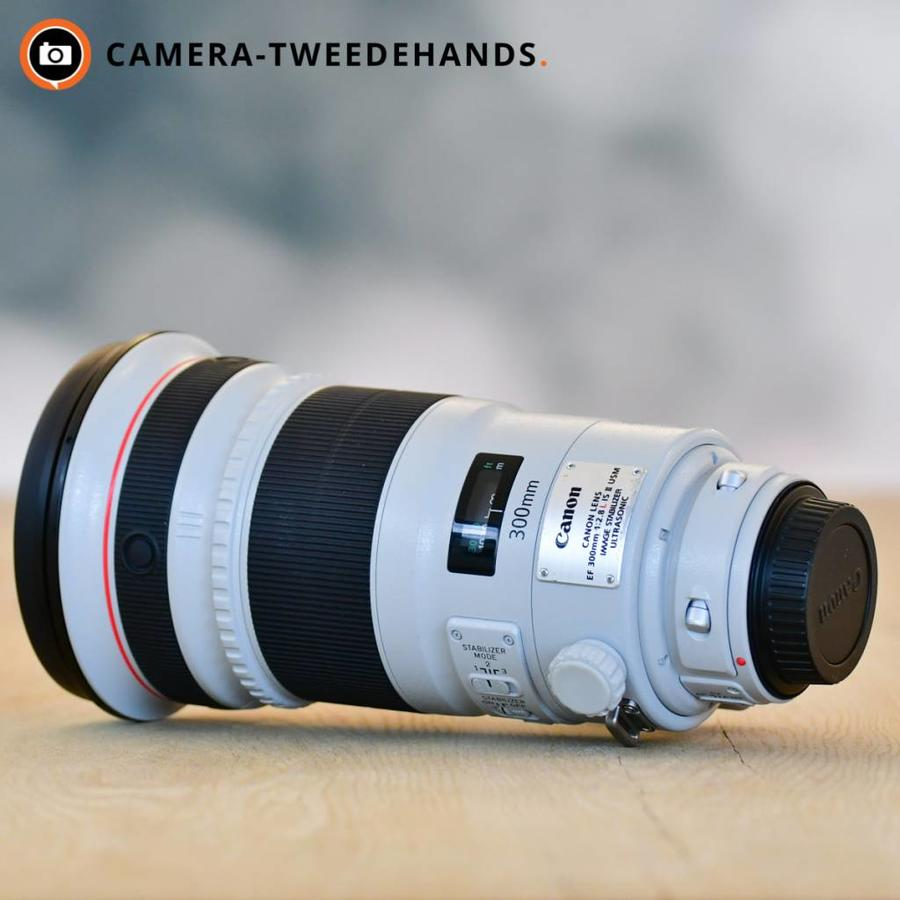 Canon 300mm 2.8 L EF IS II USM
