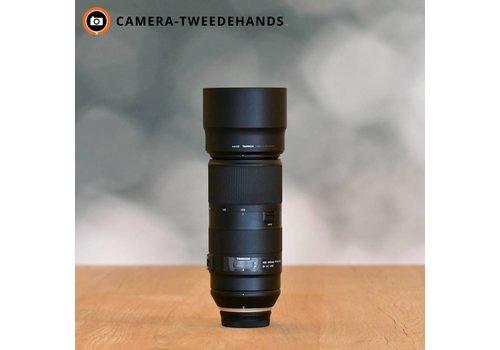 Tamron 100-400mm 4.5-6.3 Di VC USD (Nikon) Demo