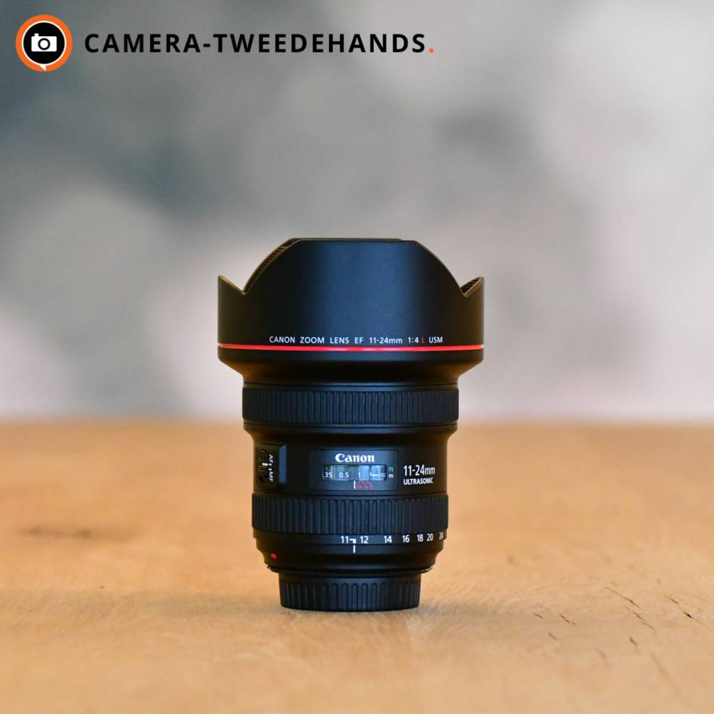 Canon Canon 11-24mm 4.0 L EF USM F4 -- Outlet