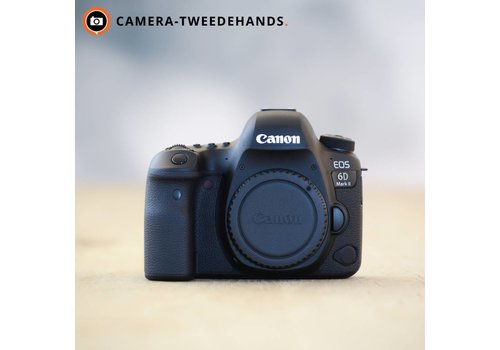 Canon 6D Mark II -- (OUTLET)