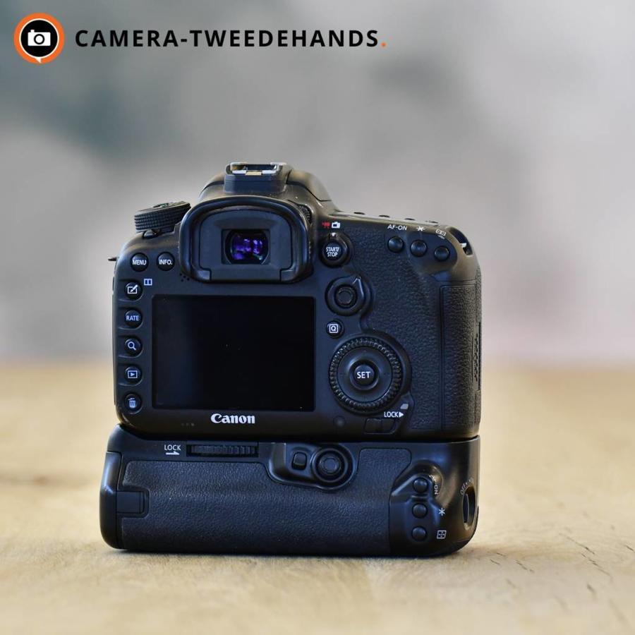 Canon 7D mark II + Grip