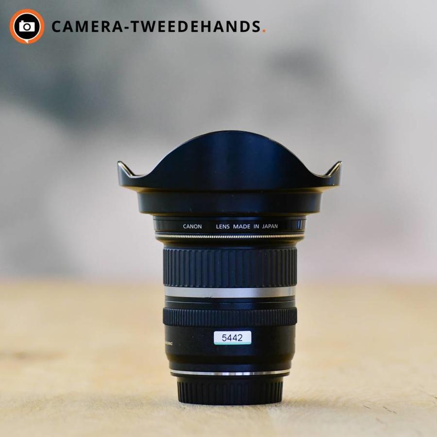 Canon 10-22mm 3.5-4.5 EF-S USM