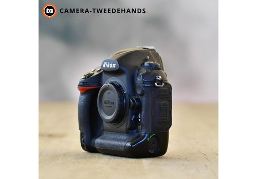 Nikon D3s -- 116.356 kliks