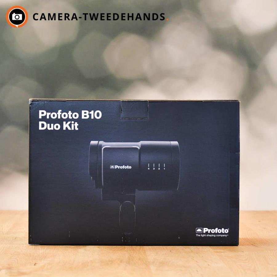 Profoto B10 Duo Kit (Nieuw) -- Incl 21% BTW