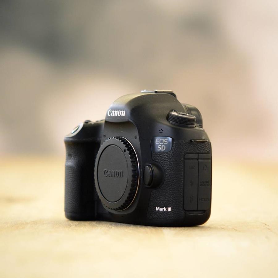Canon 5D Mark III -- 150.767 kliks