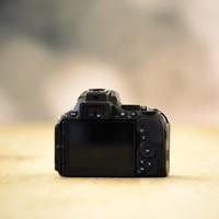 Nikon D5500 -- 41.379 kliks
