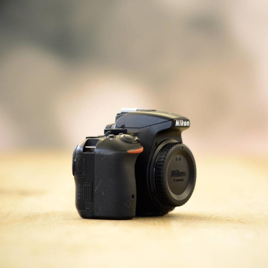 Nikon D5500 -- 41379 kliks -- Gereserveerd