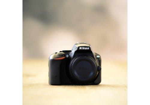 Nikon D5500 -- 41.379 kliks -- Gereserveerd