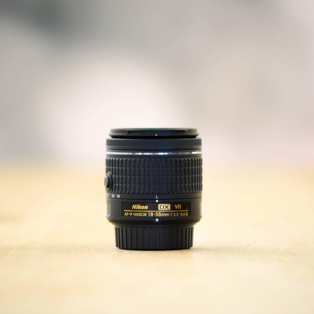 Nikon Nikon 18-55mm 3.5-5.6G AF-P VR