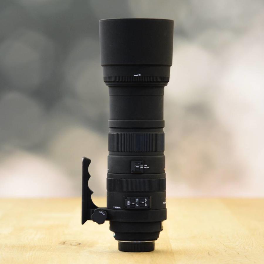 Sigma 150-500mm 5-6.3 APO DG OS HSM (Nikon)