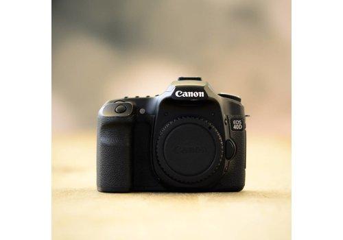 Canon 40D -- 42.261 kliks