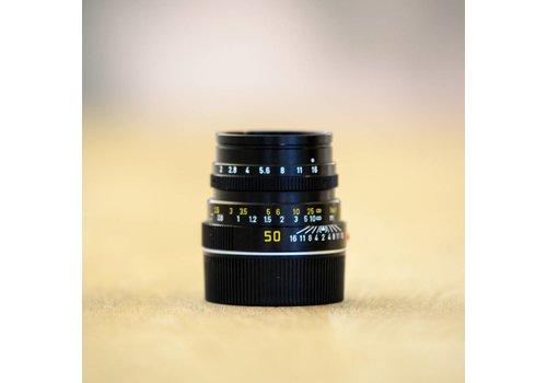 Leica 50mm Summicron-M  Ver. IV