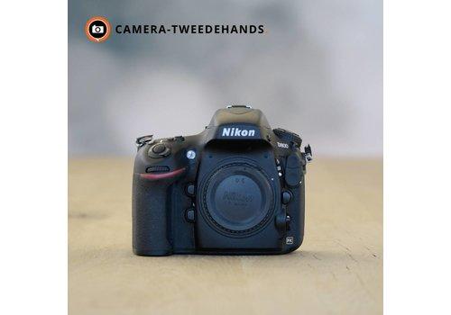 Nikon D800 -- Incl 21% BTW -- Slechts 7087 kliks -- Gereserveerd voor Linse