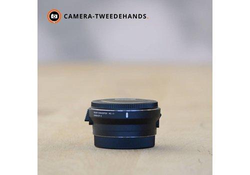 Sigma MC-11 Adapter - Canon EF - Sony FE